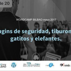 Presentacion plugins WordCamp Bilbao 2017