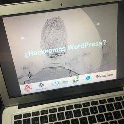 presentación hackeamos wordpress wcchiclana 2017
