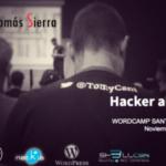 Mi presentación en la WordCamp Santander 2017