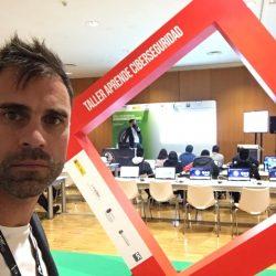 Talleres ciberseguridad Cybercamp 2017