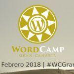 WordCamp Gran Canaria 2018