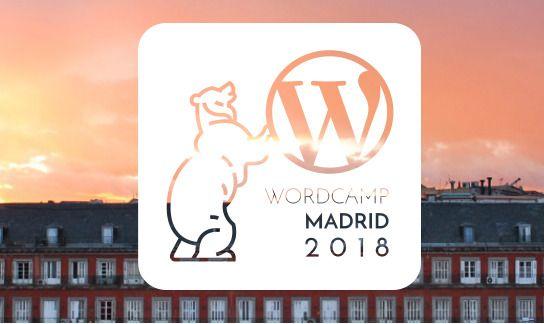 WordCamps Madrid 2018