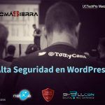 Alta Seguridad en WordPress – [presentación]