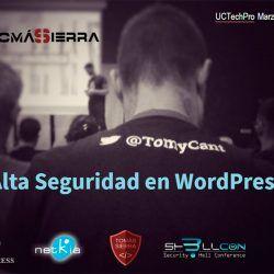 Presentacion Alta Seguridad en WordPress