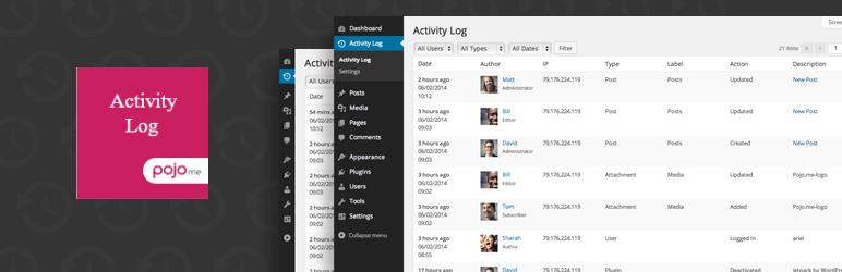 Activity Log v2.4.0