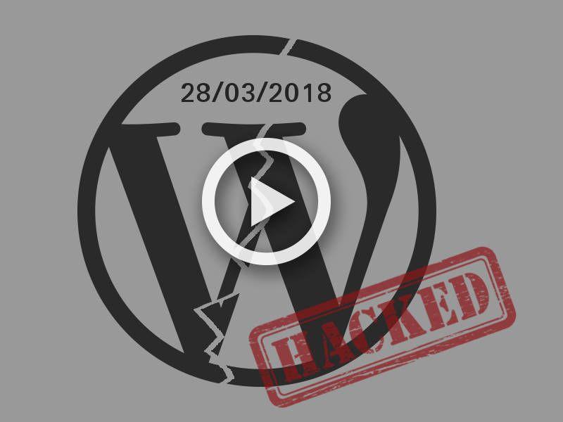 Vulnerabilidades 28 de Marzo 2018 (con videos)