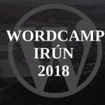 WordCamp Irún 2018