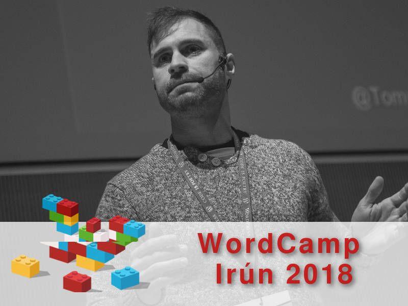 Ser ponente en WordCamp Irún ¡Qué ilusión!