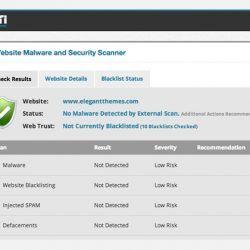 Escanea tu web en busca de malware con Sucuri Sitecheck