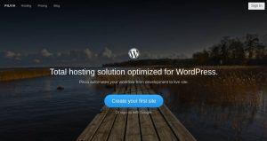 Pilvia, un entorno de pruebas sin límites para WordPress