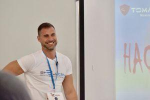 Tomás Sierra WordCamp Irún 2018