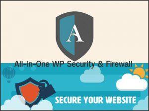 Configuración completa de All in One WP Security & Firewall