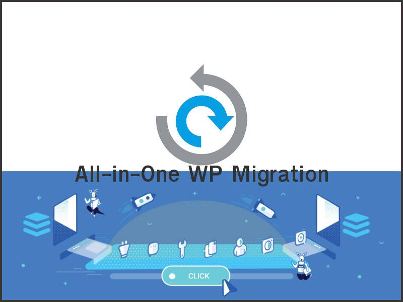 Copia de seguridad de WordPress con All in One WP Migration