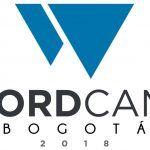 Logo Wordcamp Bogotá 2018
