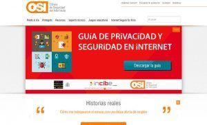 OSI - mejores webs sobre seguridad en internet
