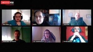 Mesa Redonda Los Nuevos Retos De La Formacion Online